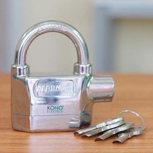 ổ khóa chống trộm k168A