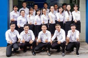 Đội ngũ nhân viên Thiết Bị Điện Thông Minh KONO