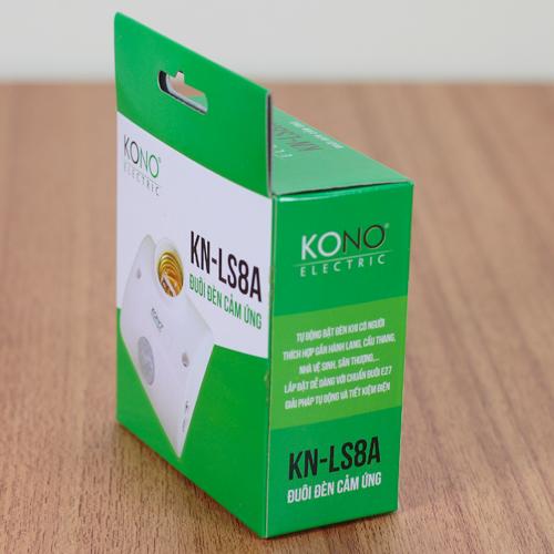 Đuôi đèn cảm ứng KN-LS08A