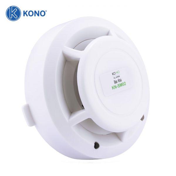 Cảm biến báo khói không dây KONO KN-SM02